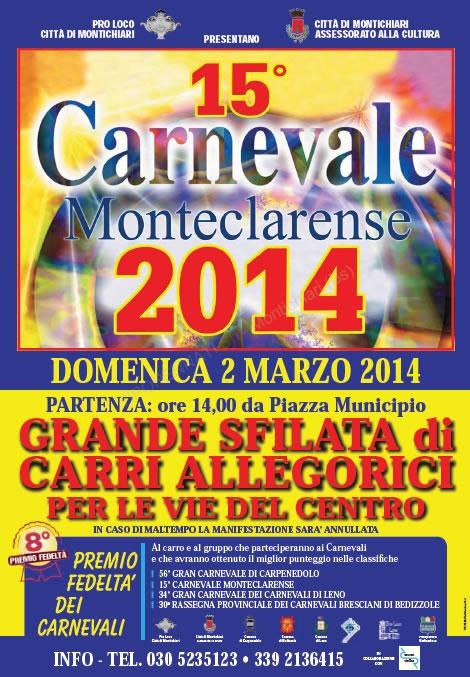 15 Carnevale Monteclarense