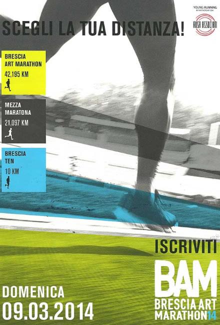 Brescia Art Marathon 14