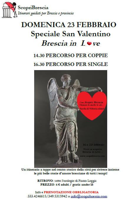 Brescia in Love con ScopriBrescia