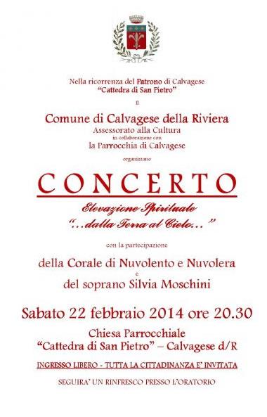 Concerto a Calvagese della Riviera