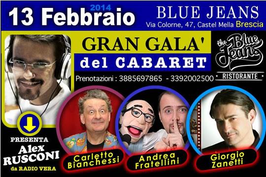 Gran Galà del Cabaret a Castel Mella