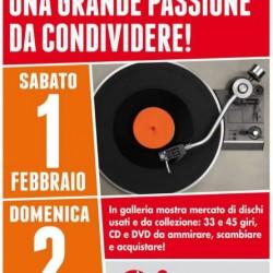Mostra Mercato CD Vinile a Pisogne