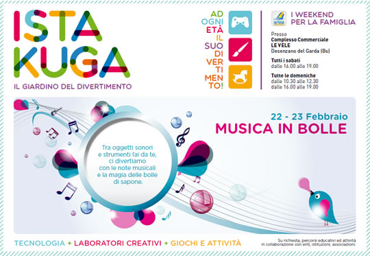 Musica in Bolle a Desenzano