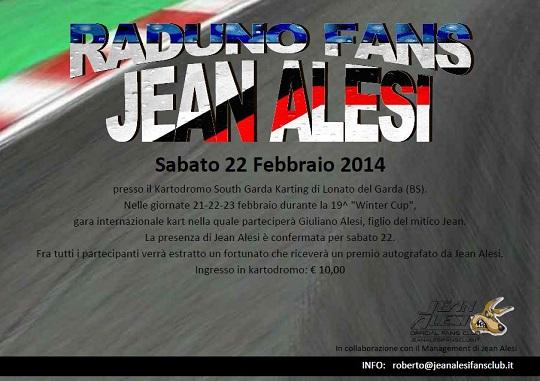 Raduno Fans Jean Alesi Lonato