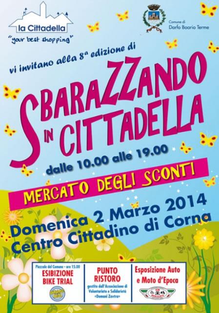 Sbarazzo in Cittadella a Darfo Boario Terme