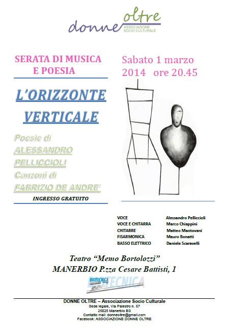 Serata di Musica e Poesia a Manerbio