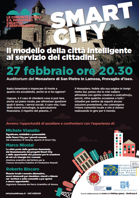 Smart City a Provaglio d'Iseo