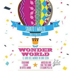 Wonder World a Nave