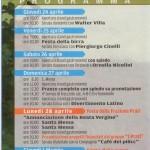 57 Festa delle Alberelle 2014 programma A