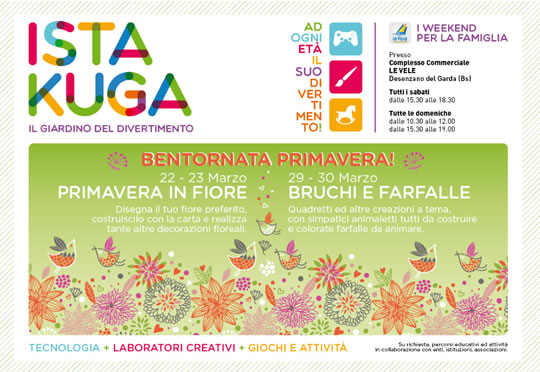Bentornata Primavera a Desenzano