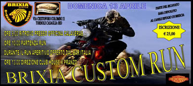 Brixia Custom Run a Torbole