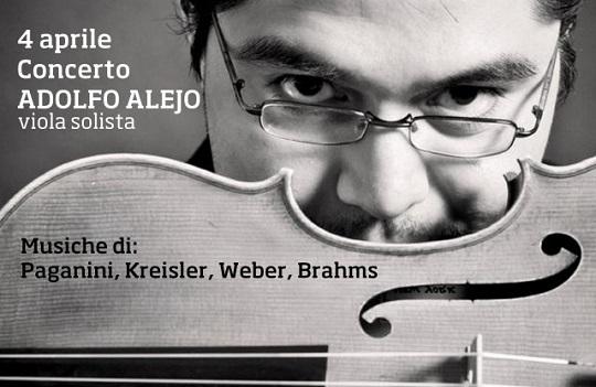 Concerto Adolfo Alejo Musei Mazzucchelli