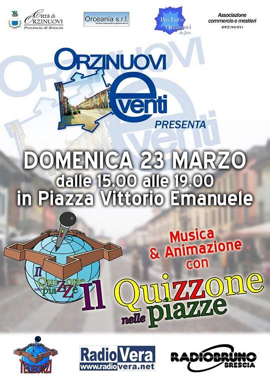 Domenica in Piazza Orzinuovi