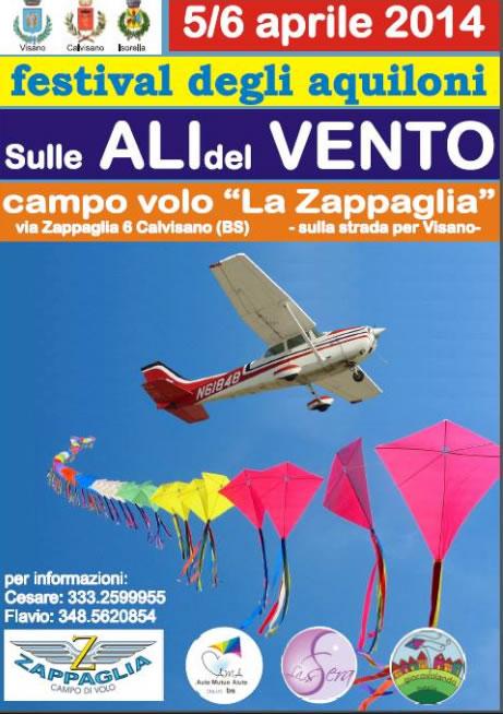 Festival degli Aquiloni a Calvisano