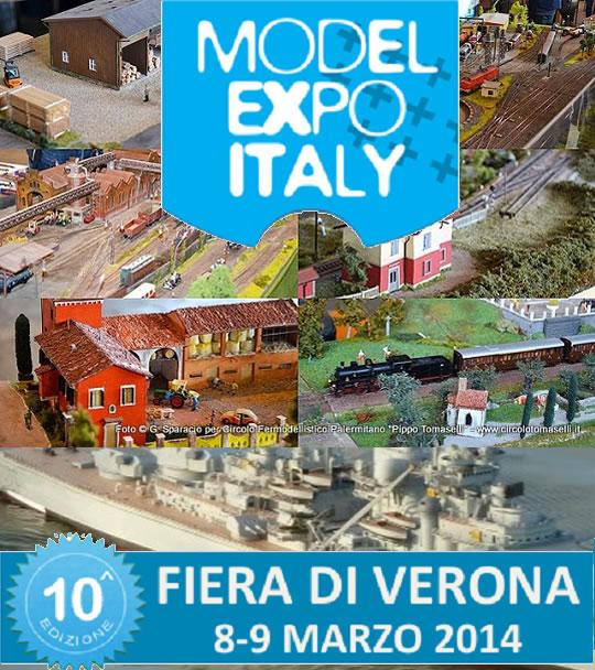 Model Expo Italy 2014 Verona