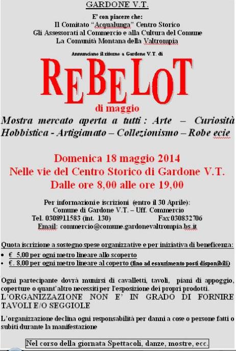 Rebelot a Gardone VT