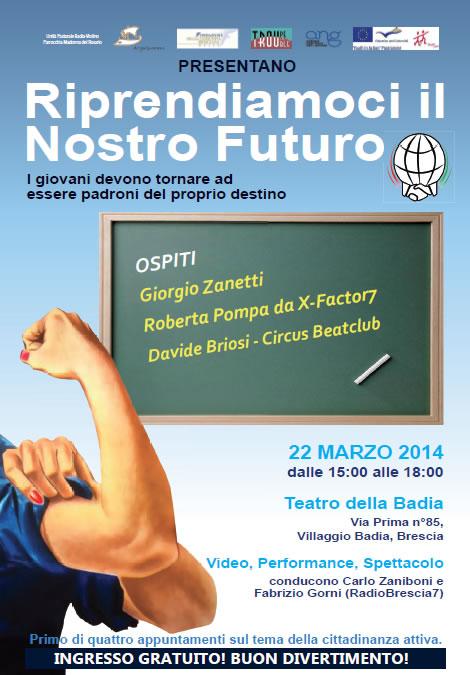 Riprendiamoci il Nostro Futuro a Brescia