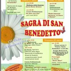 Sagra di San benedetto 2014 Pavone del Mella