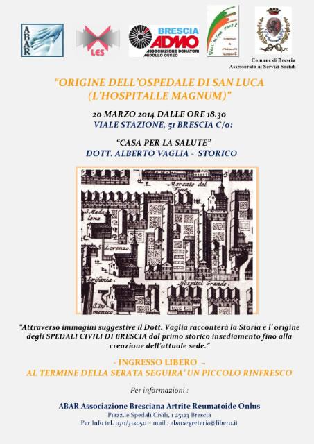 Serata Informativa a Brescia