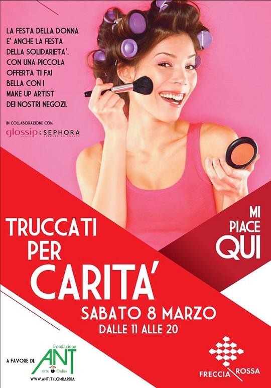 Truccati per Carità 2014 Brescia