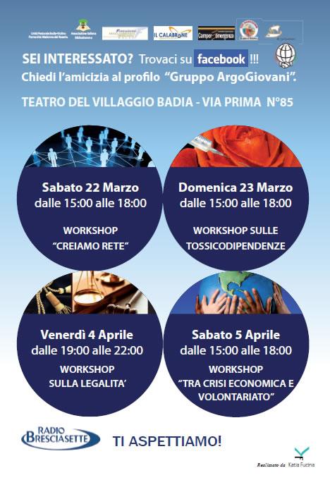 Workshop a Brescia
