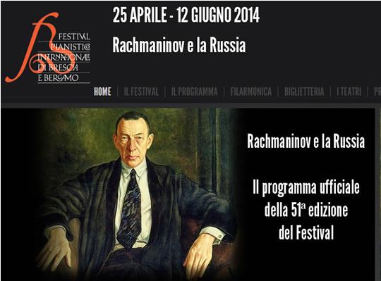 51 Festival Pianistico Internazionale di Brescia e Bergamo