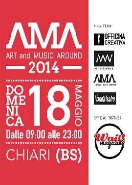 A.M.A. Chiari 2014 locandina