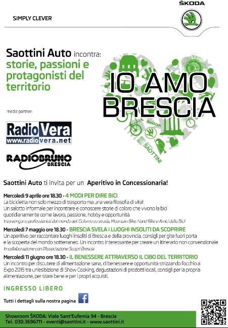 Aperitivo in Concessionaria Brescia