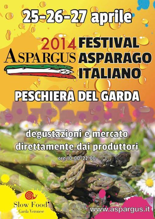 Aspargus 2014 Peschiera del Garda (VR)