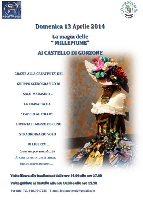 Castello di Gorzone Ono S.Pietro
