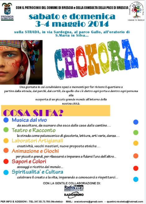 Chokora a Brescia