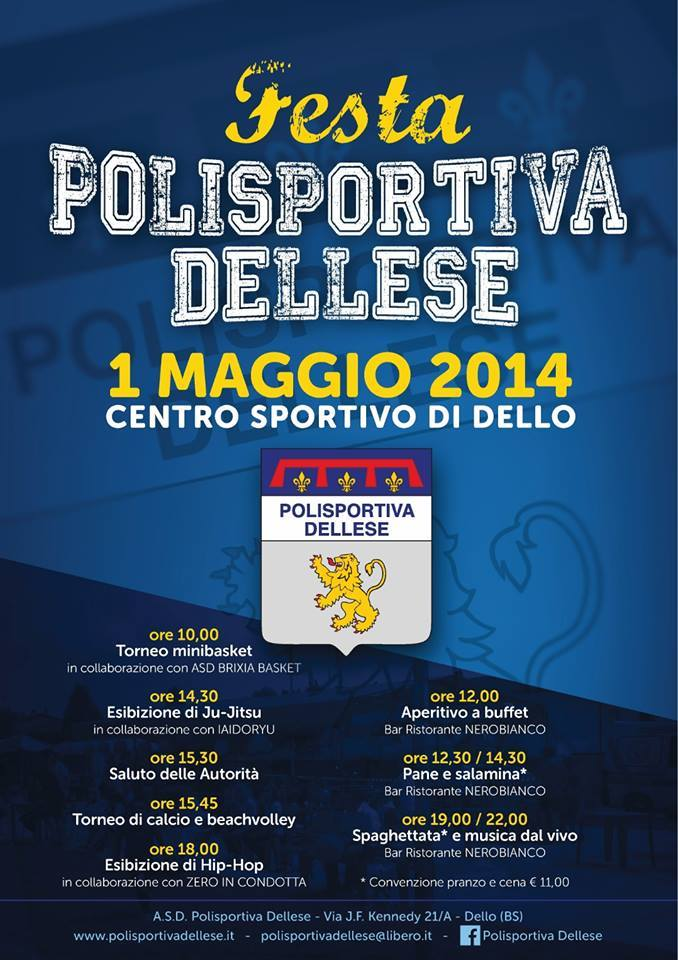 Festa Polisportiva Dellese