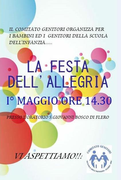 Festa dell'Allegria a Flero