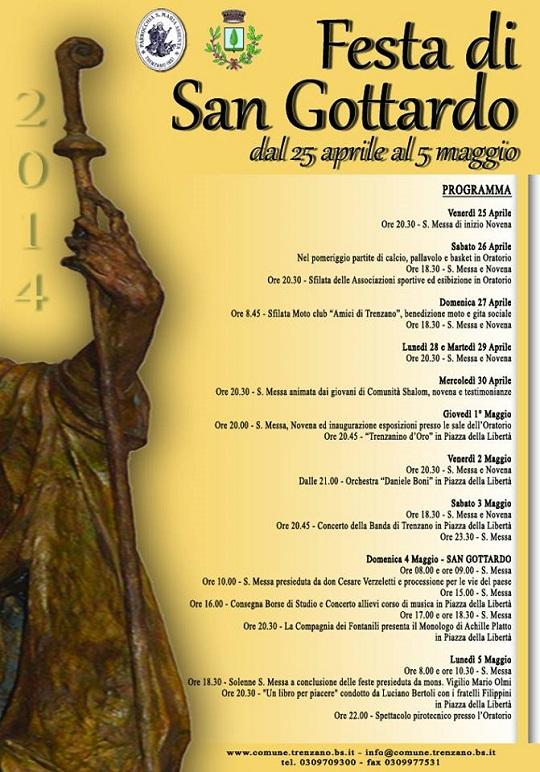 Festa di San Gottardo 2014 Trenzano