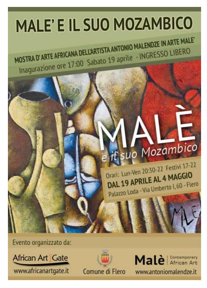 Mostra d'Arte Africana a Flero