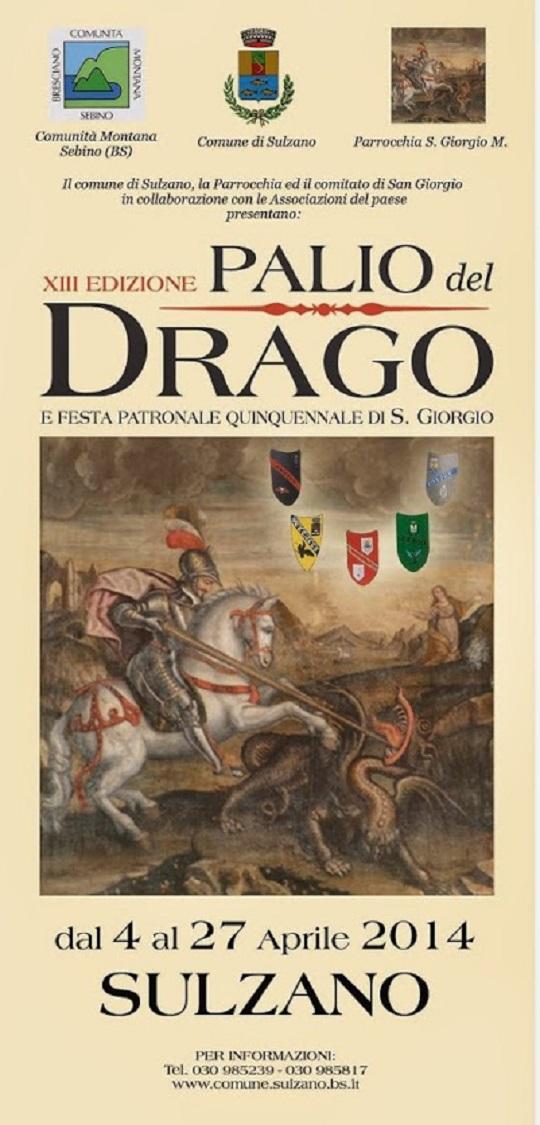 Palio del Drago 2014 Sulzano