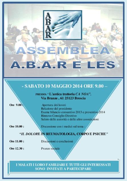 Serata informativa sul dolore a Brescia