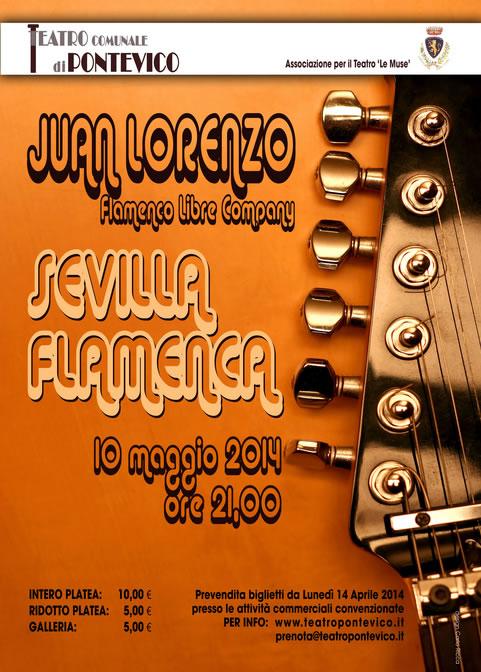 Sevilla Flamenca a Pontevico
