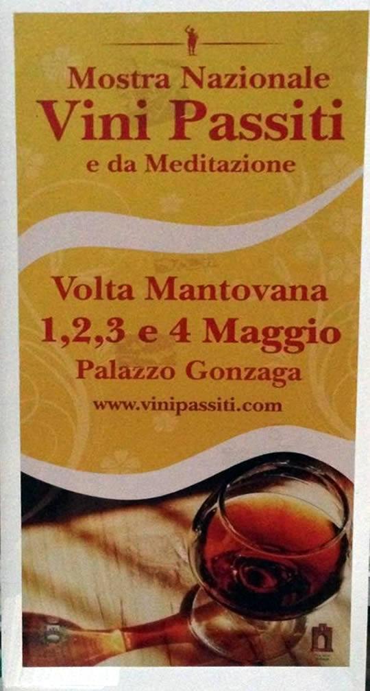 mostra nazionale dei vini passiti a Volta Mantovana