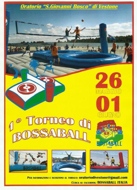 1 Torneo di Bossaball a Vestone