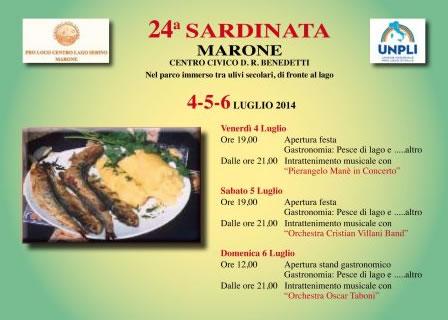 24° Sardinata a Marone