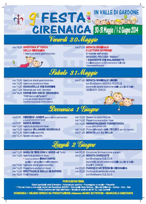 9 Festa Cirenaica in Valle di Gardone