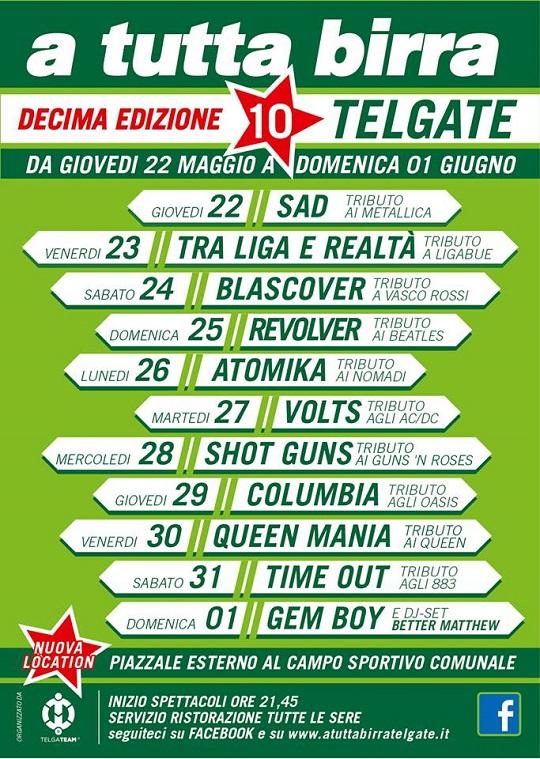 A Tutta  Birra 2014 Telgate