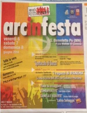 Arcinfesta a San Benedetto Po (MN)