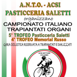 Campionato Italiano Trapiantati Organi a Castelletto
