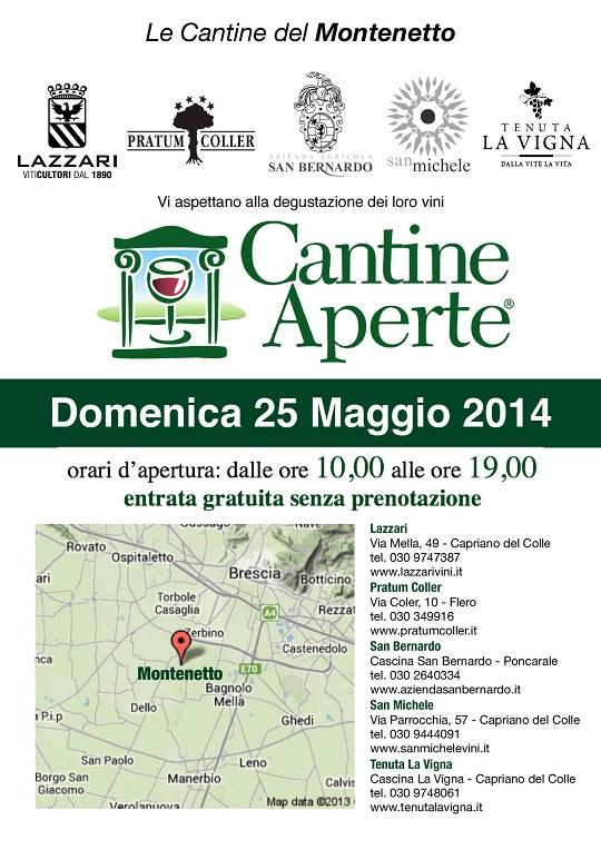 Cantine Aperte Montenetto  2014