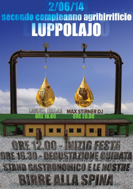 Compleanno Luppolajo a Castel Goffredo (MN)