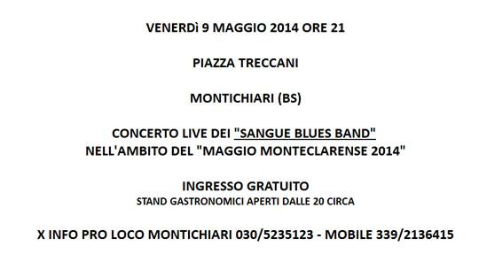 Concerto Live a Montichiari