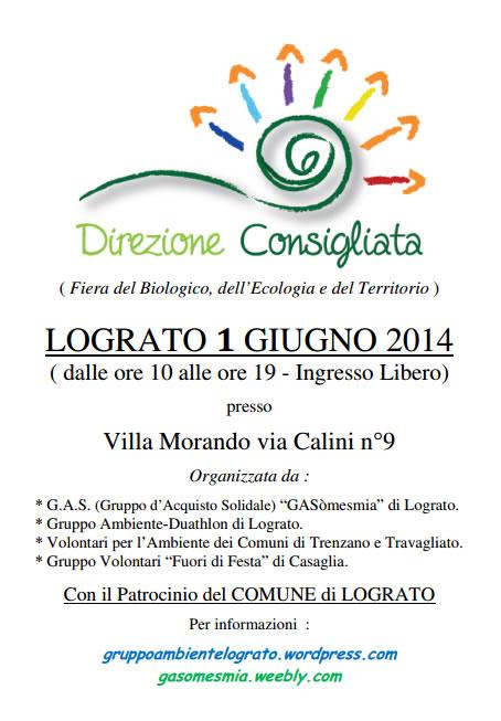 Direzione Consigliata a Lograto
