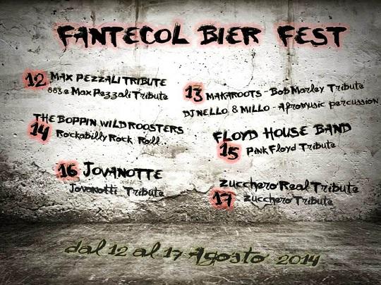 Fantecol Bier Fest 2014 Provaglio